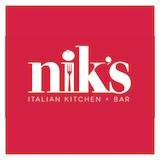 Nik's Italian Logo