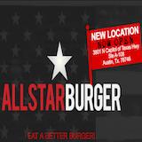 All Star Burger (Bee Cave) Logo