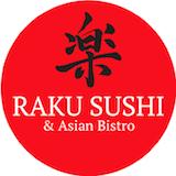 Raku Sushi Logo