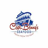 Captain's Seafood & Oyster Bar Logo