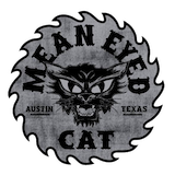 The Mean Eyed Cat Logo