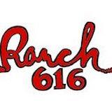 Ranch 616 Logo