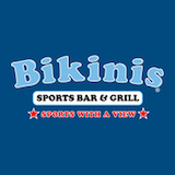 Bikinis Sports Bar & Grill Logo