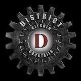 District Kitchen + Cocktails Logo