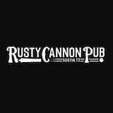 Rusty Cannon Pub Logo