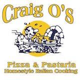 CraigOs Pizza and Pastaria Logo