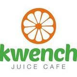 Kwench Juice Cafe Logo