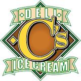C's Ice Cream & Deli Logo
