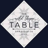 Wild Thyme Table Logo