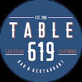 Table 619 Logo