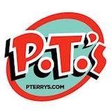 P Terry's Burger Stand Logo
