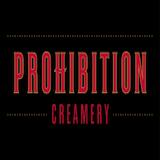 Prohibition Creamery Logo
