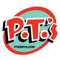 P Terry's Burger Stand Logo