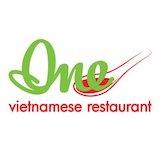 One Vietnamese restaurant Logo