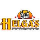 Helga's German Restaurant & Deli Logo