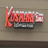 Koshari Time Restaurant (Havana St) Logo