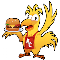 Kooky Chicken & Pho KC Logo