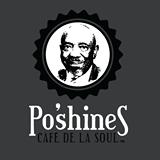 Po'Shines Cafe De La Soul Logo
