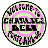 Charlie's Deli Logo