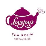 Lovejoy's Tea Room of Portland Logo