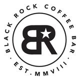 Black Rock Coffee (4242 NE Halsey St) Logo