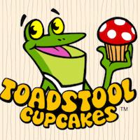 Toadstool Cupcakes Logo
