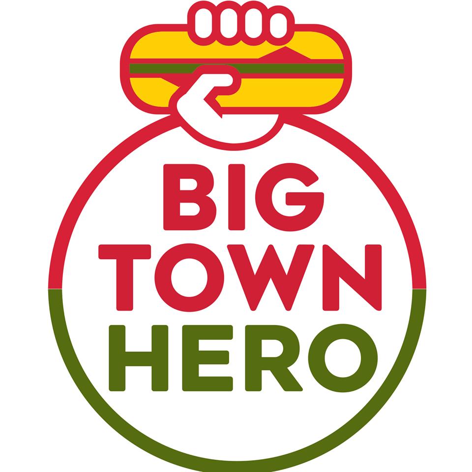 Big Town Hero (Gresham) Logo
