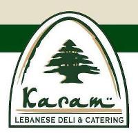Karam Lebanese Deli & Catering Logo