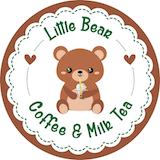 Little Bear Coffee & Milk Tea Logo