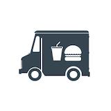 Gyro Grill  Mediterranean Cart Logo