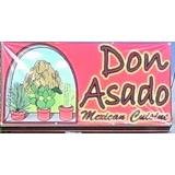 Don Asado Mexican Cuisine Logo
