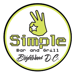 Simple Bar and Grill Logo