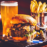 Thunder Burger & Bar Logo