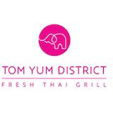 Tom Yum District (Arlington) Logo
