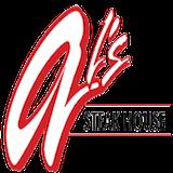 Al's Steak House (Del Ray) Logo