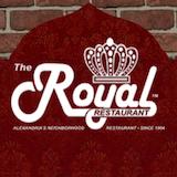 Royal Restaurant Logo