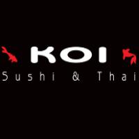 Koi Sushi & Thai Restaurant Logo
