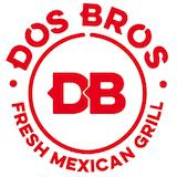 Dosbros fresh mexican grill Logo