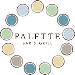 Palette Bar & Grill Logo