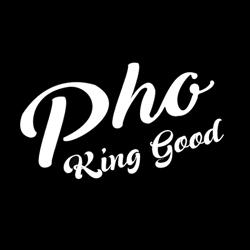 Pho King Good Logo