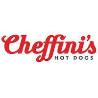 Cheffinis Hot Dogs Logo