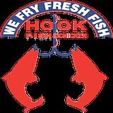 Hook Fish & Chicken (Penn Hills) Logo