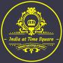 India At Time Square Logo