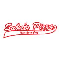 Saba's Pizza - UES Logo