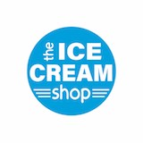 The Ice Cream Shop Logo