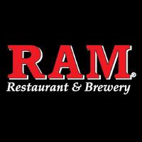 Ram Restaurant & Brewery Logo