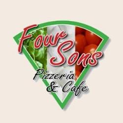 4 Son's Pizzeria Logo
