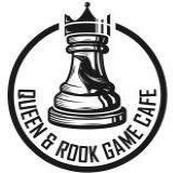 Queen & Rook Game Cafe Logo