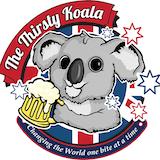 The Thirsty Koala Logo