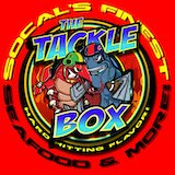 The Tackle Box Southern Seafood And More Logo